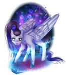 AT: Cyan Crystal (Pastel GORE!)