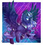 Princess Luna (in my style)