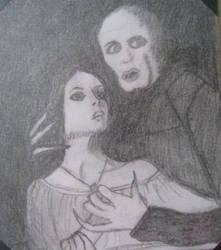 Nosferatu by Itwantstoeatme