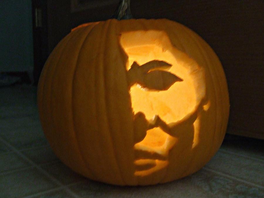 Michael Myers Pumpkin Carving Patterns Michael Myers Pumpkin by