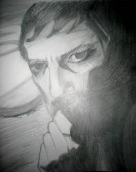 Barnabas Collins by Itwantstoeatme