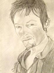 Daryl Dixon by Itwantstoeatme