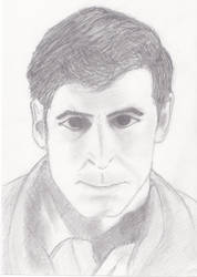 Norman Bates by Itwantstoeatme