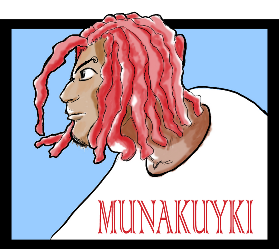 MUNAKUYKI by GR23