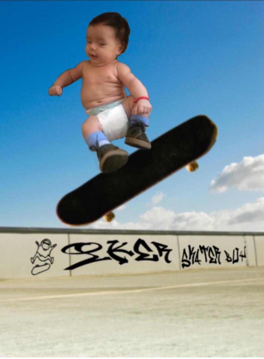 skater iker by GR23