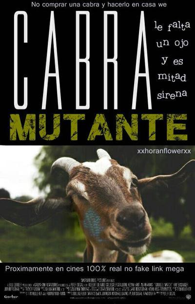 Cabra Mutante - xxhoranflowerxx by xxhoranflowerxx