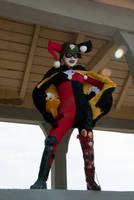 DCUO Harley Quinn - TA-DAAAH by Enasni-V