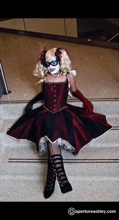 Harley Quinn - Mistah J's Carnival by Enasni-V