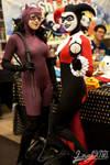 Harley and Catwoman: Bang Bang