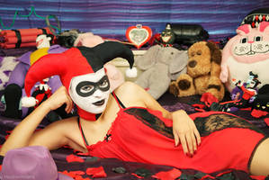 Mad Love Harley: A-hem...