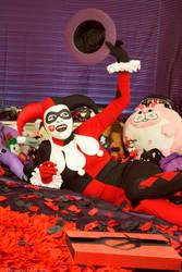 Harley Quinn: Surprise!!!
