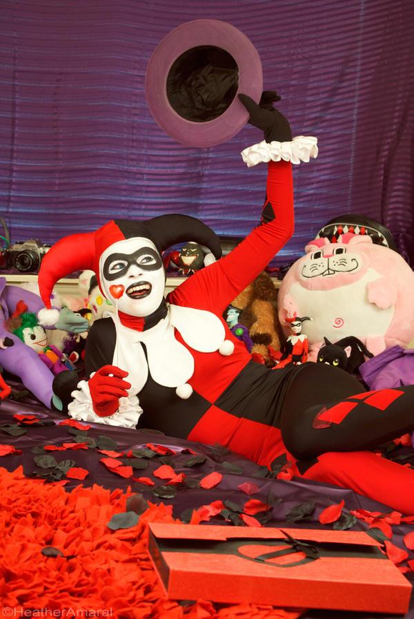 Harley Quinn: Surprise!!! by Enasni-V