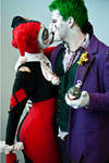 Wondercon '12: Undead Mad Love by Enasni-V