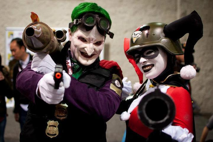 Wondercon '12: You're in trouble now by Enasni-V