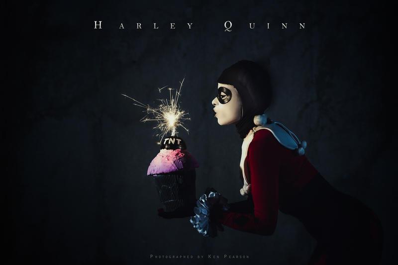 Harley Quinn - Make a Wish by Enasni-V