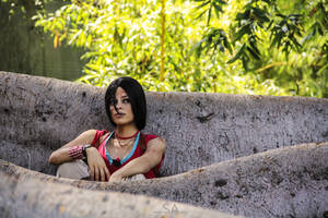 Chloe Frazer - Take a breather by Enasni-V