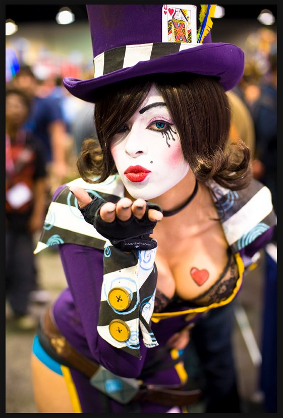 Wondercon Mad Moxxi - Sweet Like Sugar by Enasni-V