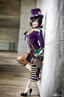Mad Moxxi - Just Getting Started by Enasni-V