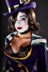 Mad Moxxi - My eyes are up here, Sugar