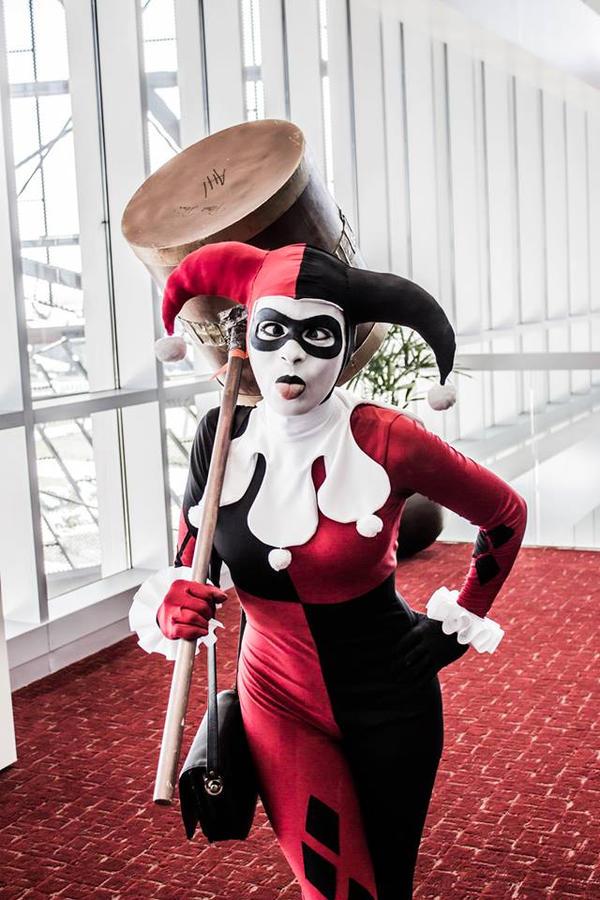 DCC Harley Quinn by Enasni-V