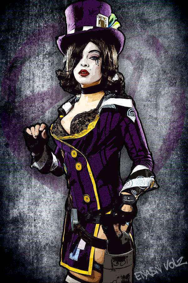 Mad Moxxi - Discovering the Vault by Enasni-V