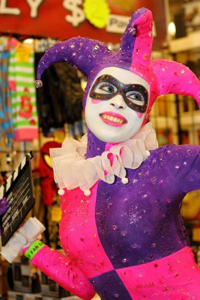 Hollwood Harley Quinn: Gonna be a Star! by Enasni-V