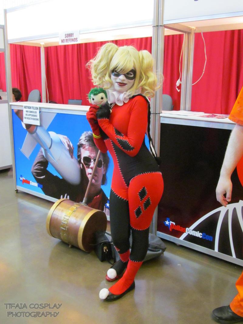 Stitched Harley Quinn by Enasni-V