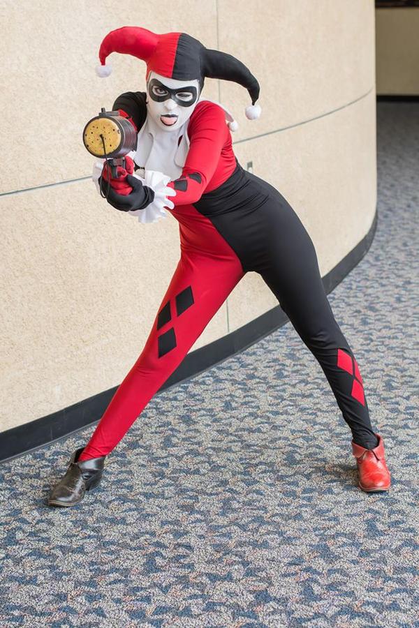 Harley Quinn - Stick 'Em Up by Enasni-V