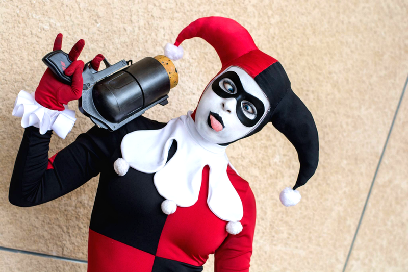 Harley Quinn - Looney by Enasni-V