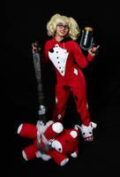 Pajama Party Harley Quinn by Enasni-V