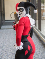 Harley Quinn - Tch, please by Enasni-V