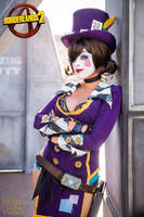 Mad Moxxi - You need me again, sweet lips? by Enasni-V