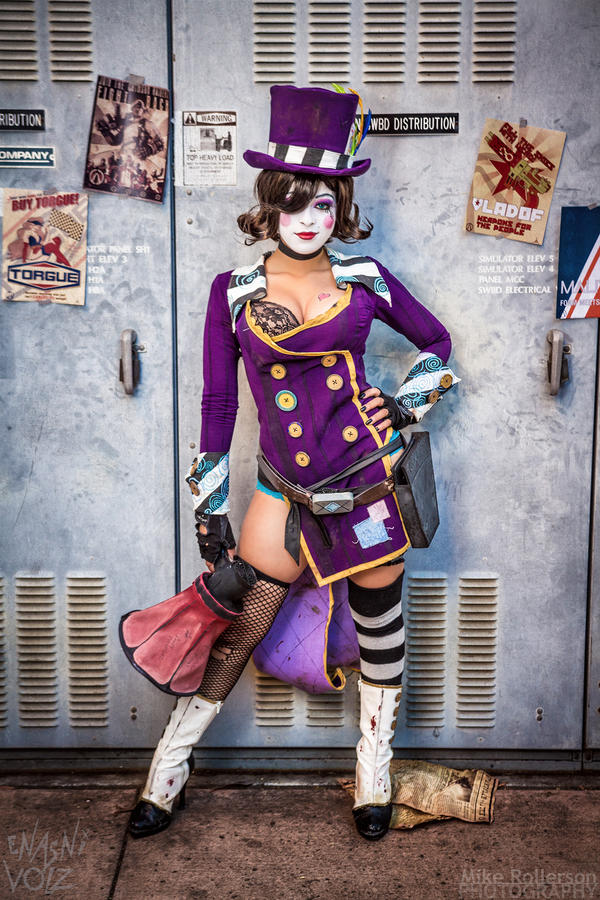 Mad Moxxi - Meeeow by Enasni-V