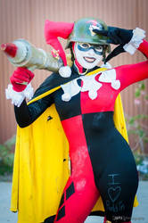 DCUO Harley Quinn - Salutations!