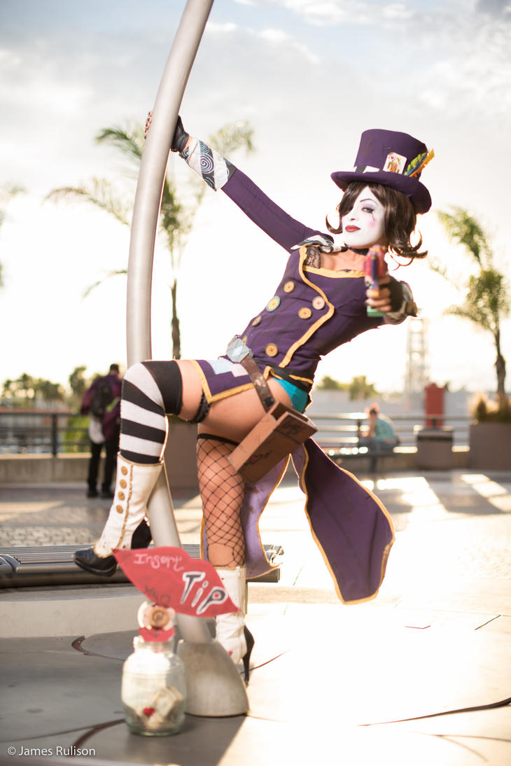 Mad Moxxi - Bad Touch by Enasni-V
