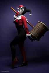 Harley Quinn - The Fool