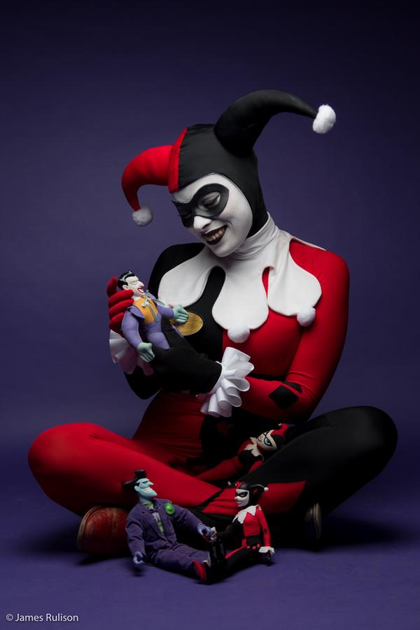 Harley Quinn - Playtime by Enasni-V