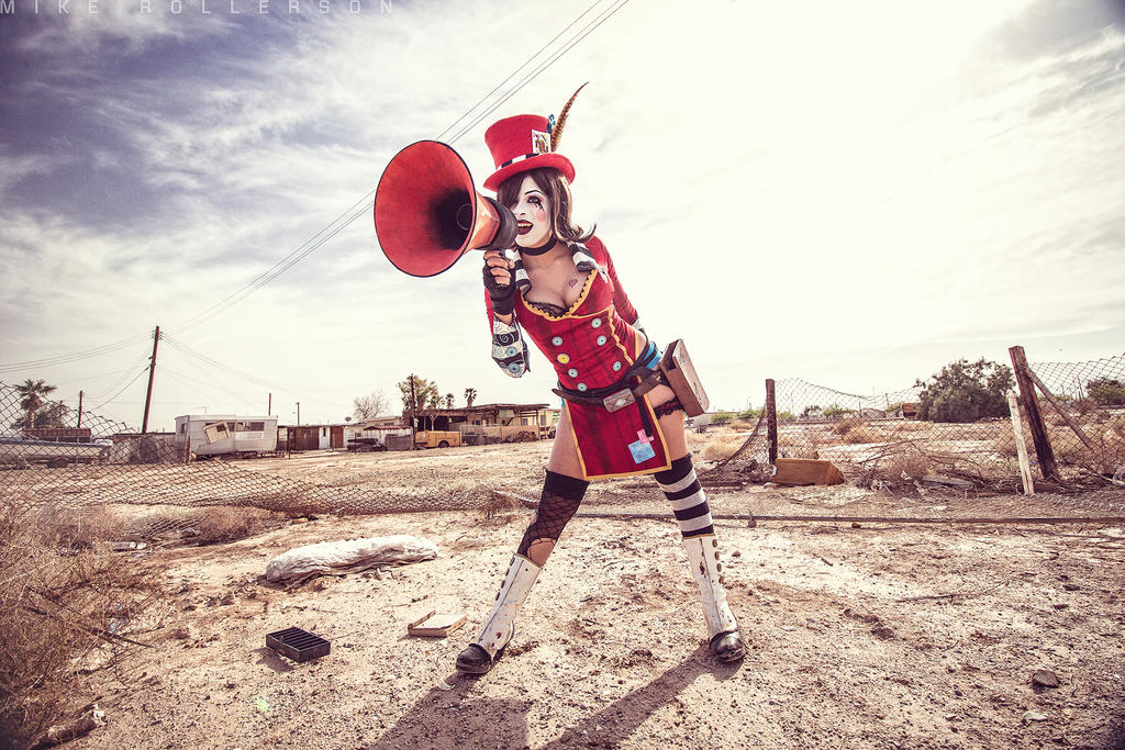 Mad Moxxi - Step right up!
