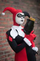 Harley Quinn - Ohh? by Enasni-V