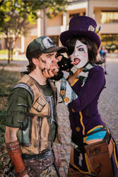 Mad Moxxi - Unsuitable Suitor