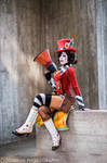 PAX West Mad Moxxi - Poised