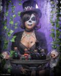Voodoo Queen Mad Moxxi
