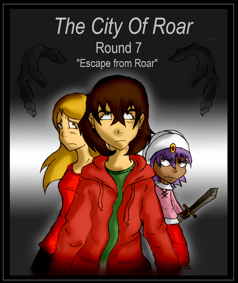 Roar OCT - Round 7 - Page 1 by TheCityOfRoar-OCT