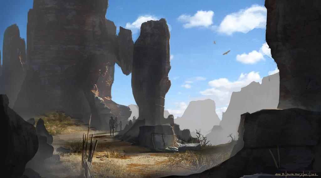 Rockin 1 by CaconymDesign