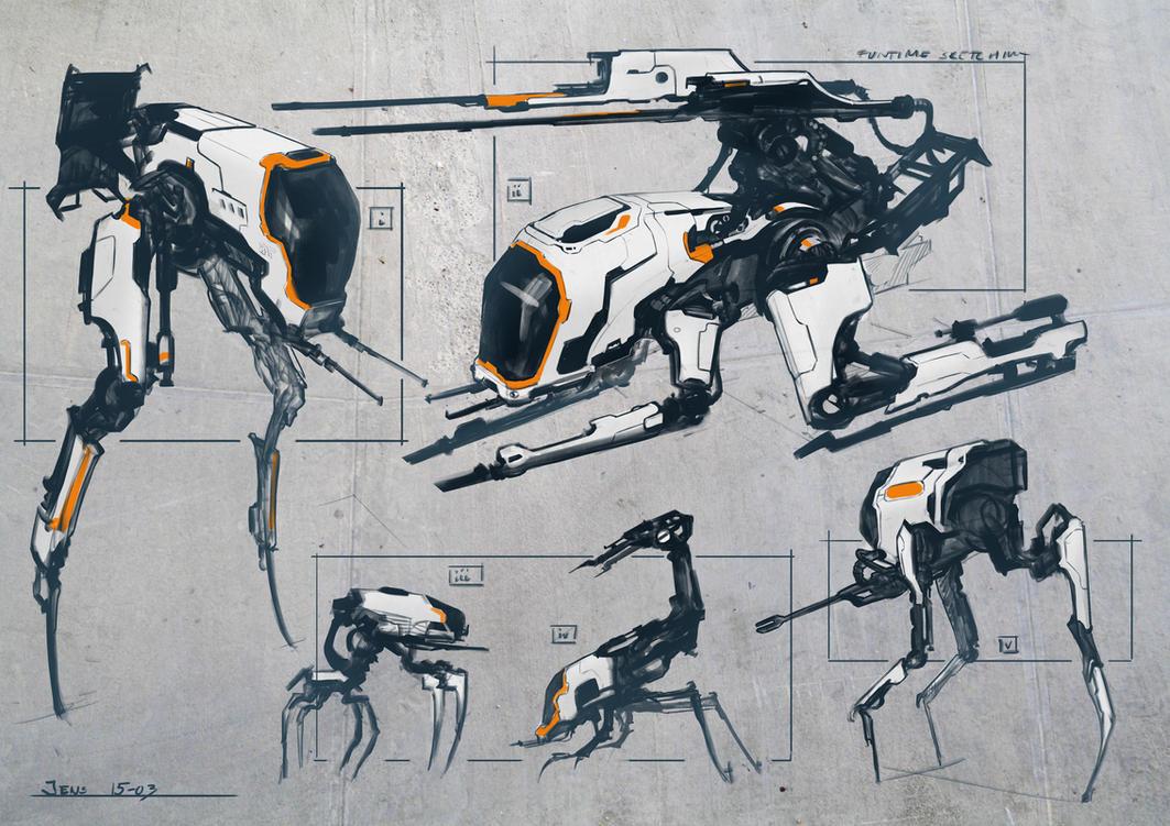 Mekk-sketches by Rubisko