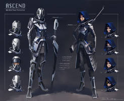 Ascendant Order Knights by CaconymDesign