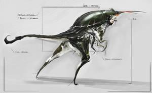 Tzran's Stalker - Creature 3
