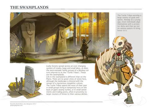 WorldNote: Swamplands