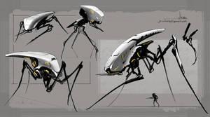 Spidery Mechs