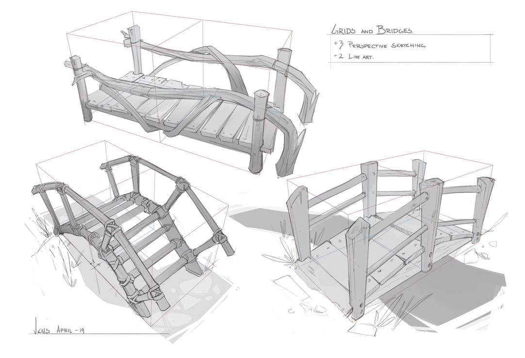 Tutoring : Bridges I by CaconymDesign